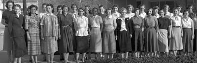 Las mujeres que empujaron a Armstrong y a Aldrin hasta la Luna.