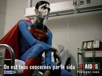 Superheroes contra el sida