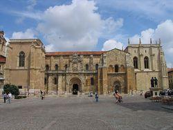Las cortes se reunieron en San Isidoro
