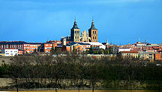 Astorga resistió los ataques de Alfonso VIII cuando este intentó conquistarla.